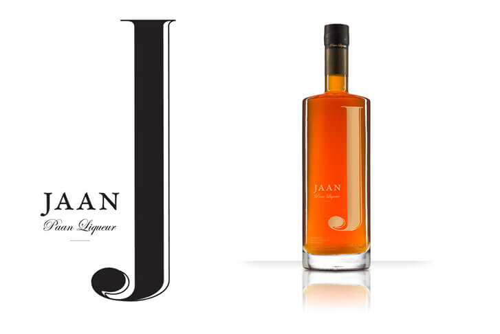 Jaan Logo design and product branding