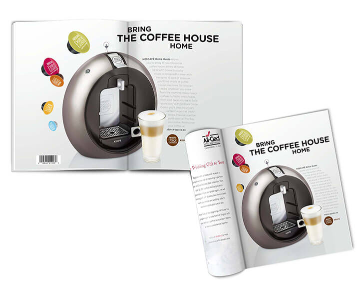 Advert designs for Home Outfitters launch