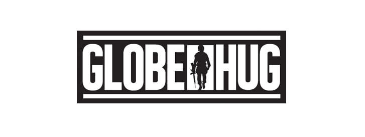 Globe Hug online gaming final logo design