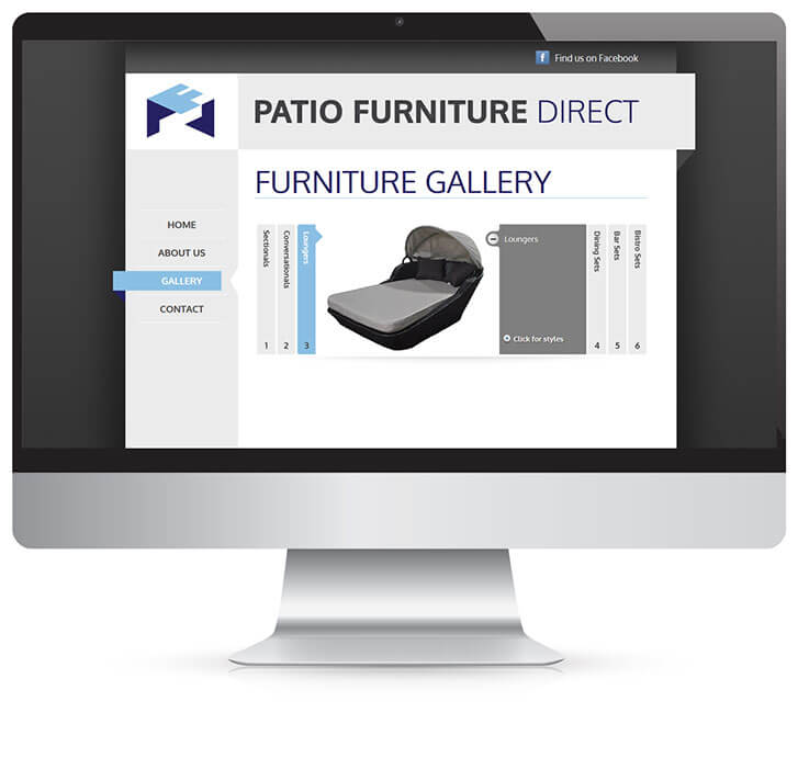 Patio Furniture Direct Website