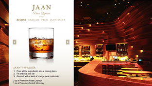 Image of Jaan Website Design